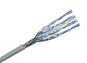 Витая пара R&M (Reichle & De-Massari) R305649 Cable Real10 Cat.6A S/FTP 4P 650 MHz LSZH