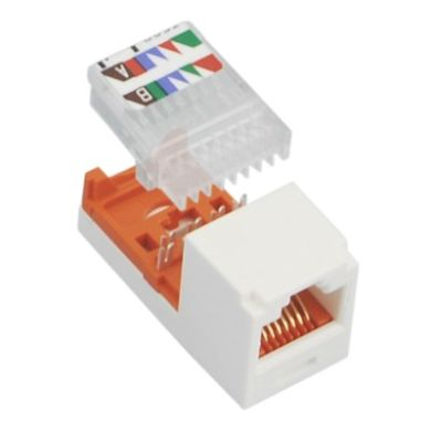 Модуль Panduit CJ588AW Mini-Com RJ45 UTP cat 5е Купить