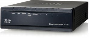 фото VPN-Маршрутизатор Cisco SB RV042 RV042-EU 10/100 4-Port VPN Router