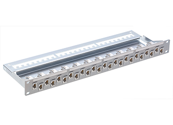 "фото R&M R305121 19""1U Patch Panel Cat.5e 24xRJ45/s купить"