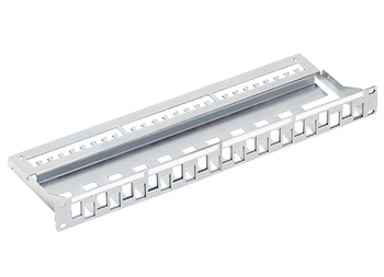 "R&M R305119 19""1U Patch Panel 24Port empty патч панель"