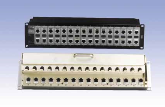 Патч панель RIT R3341103 SMART Giga RJ-RJ UTP Panel, 32, 1 Row, 110, Switches, PV, Купить