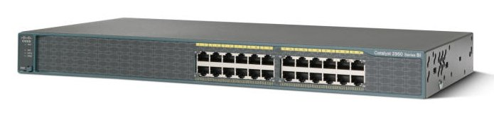 Коммутатор (свитч) Cisco Catalyst 2960 24 10/100 LAN Lite Image (WS-C2960-24-S) Купить
