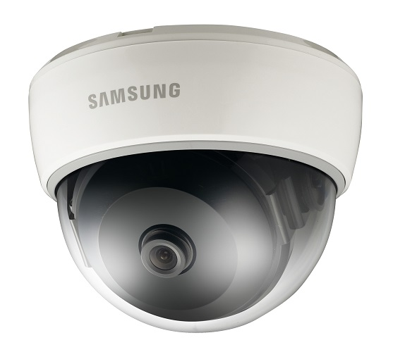 Samsung SND-5011 Видеокамера 1.3Megapixel HD Network Dome Camera Купить