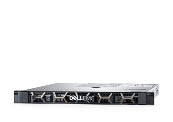 Сервер Dell EMC R340 Xeon E-2124, 16GB, 4LFF, no HDD, PERC H330, iDRAC9 Base, 2x1Gb BT, 2*350W