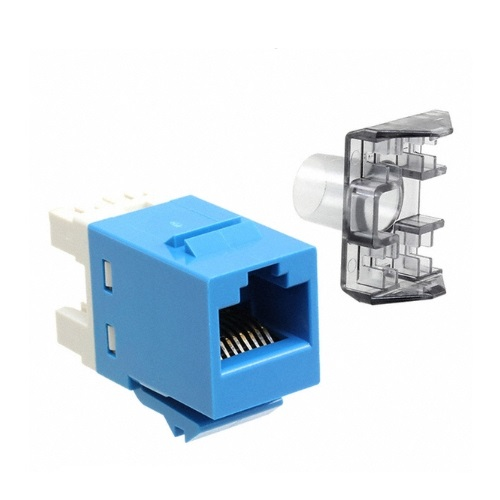 AMP 1375055-6 Модуль NETCONNECT® UTP кат.6 RJ45 SL110, blue Купить
