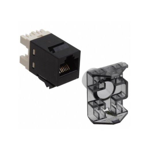 AMP Модуль NETCONNECT® UTP кат.6 RJ45 SL110, black Купить