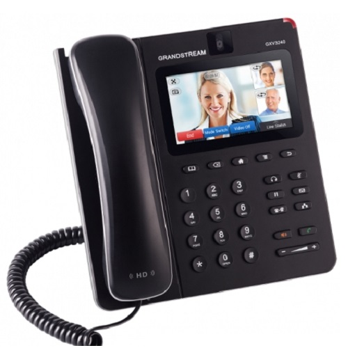 Grandstream GXV3240 Android IP Multimedia Video Phone, 1.3M camera