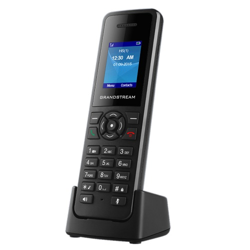 Grandstream DP720 Wireless DECT Phone, Colour Display, With cgarger and Power Supply