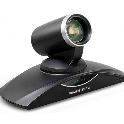 Grandstream GVC3202 video conferencing system with MCU supports up to 2-way 1080p Full HD