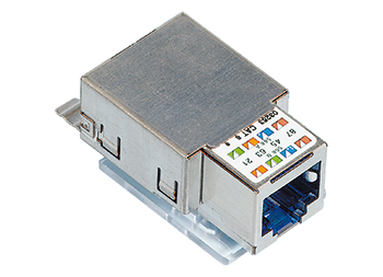 R&M R302372 Connection Module Real10 Cat.6, 1xRJ45/s, 10x Купить