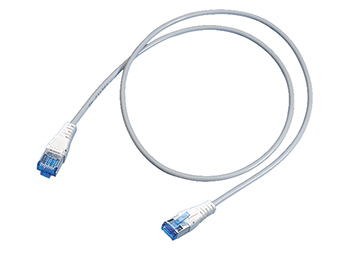 R&M R302332 Patch Cord Real10 Cat.6, S/FTP, 4P, LSFRZH, gray, RJ45/s-RJ45/s, 1.0 m, Купить