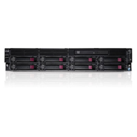 Сервер HP DL180G6 QC E5504 2.0/ 1333-4MB/ 1P 4GB 4LFF SATA P410/ 512 BBWC Rack (470065-095)