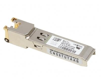 Cisco GLC-T Compatible 1000BASE-T SFP Copper RJ-45 100m Transceiver