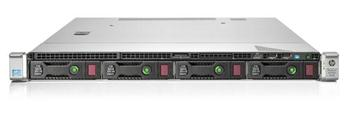 Сервер HP DL320e 470065-774 Gen8 E3-1220v2 3.1GHz/4-core/1P 8GB 2x1TB HP LFF B120i DVD-RW 3Y NBD